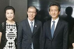 泰国工商总会接待温州商会来访 郑芷荪主席接受祁晓云会长邀请 将出席就职庆典