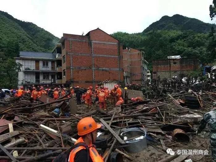 """泰国温州商会积极投身""""抗台救灾 重建家园"""""""