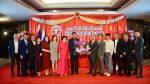"""泰国温州商会出席泰中友好协会举行的""""70年来,中国如何走向成功""""特别演讲会,庆祝泰中友谊建交45周年"""